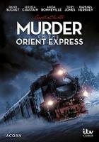 Imagen de portada para Murder on the Orient Express