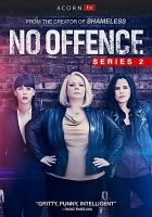 Cover image for No offence Series 2