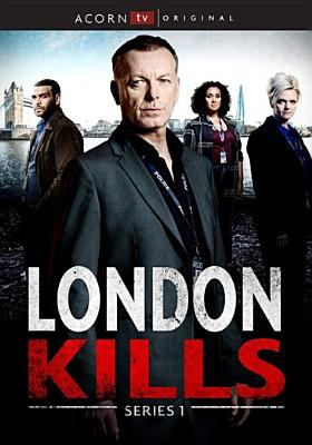 Cover image for London kills Series 1