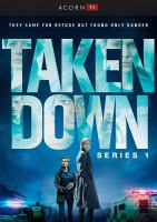 Cover image for Taken down Series 1