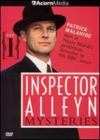 Cover image for Inspector Alleyn mysteries Set 1