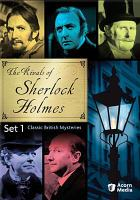 Cover image for The rivals of Sherlock Holmes Set 1