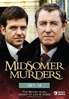 Cover image for Midsomer murders Set 14