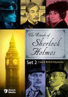 Cover image for The rivals of Sherlock Holmes Set 2