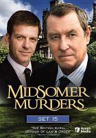 Imagen de portada para Midsomer murders Set 15