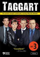 Cover image for Taggart. Set 3