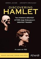 Cover image for Discovering Hamlet