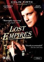 Cover image for Lost empires