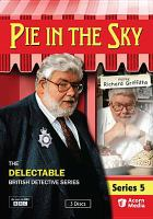 Cover image for Pie in the sky Series 5