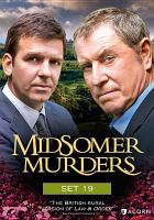 Cover image for Midsomer murders Set 19