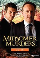 Imagen de portada para Midsomer murders Set 21