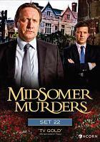 Imagen de portada para Midsomer murders Set 22