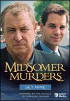 Cover image for Midsomer murders Set 9