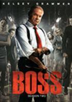 Cover image for Boss Season 2.