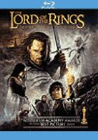 Cover image for The lord of the rings. The return of the king