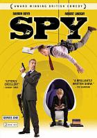 Cover image for Spy Series 1