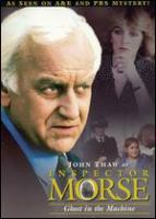 Cover image for Inspector Morse. Ghost in thte machine