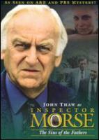 Cover image for Inspector Morse. The sins of the fathers