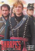Imagen de portada para Sharpe's gold