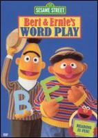 Cover image for Bert & Ernie's word play