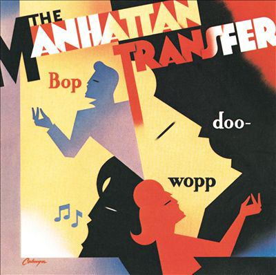 Cover image for Bop doo-wopp