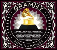 Cover image for Grammy 2014 nominees