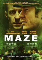 Cover image for Maze