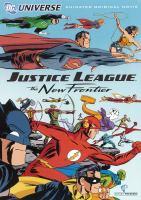 Imagen de portada para Justice League. New frontier