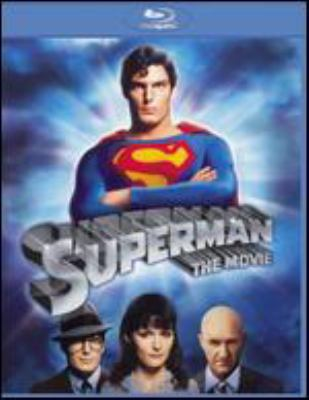 Cover image for Superman the movie