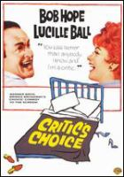 Cover image for Critics choice