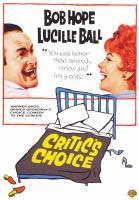 Imagen de portada para Critics choice