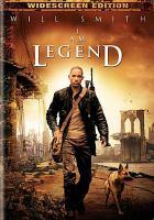 Cover image for I am legend