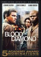 Cover image for Blood diamond