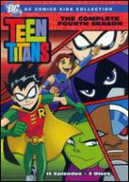 Cover image for Teen Titans The complete fourth season