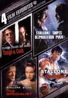 Imagen de portada para Sylvester Stallone collection 4 film favorites