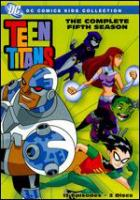 Cover image for Teen Titans The complete fifth season