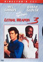 Cover image for Lethal weapon 3