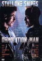 Imagen de portada para Demolition man