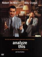 Cover image for Analyze this