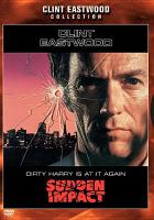 Cover image for Sudden impact