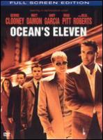 Cover image for Ocean's eleven