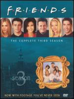 Cover image for Friends The complete third season