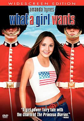 Cover image for What a girl wants