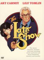 Imagen de portada para The late show