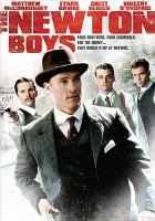 Cover image for The Newton boys