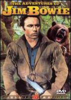 Cover image for The adventures of Jim Bowie Volume 1