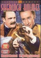 Cover image for Sherlock Holmes tv classics Volume five