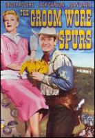 Cover image for The groom wore spurs