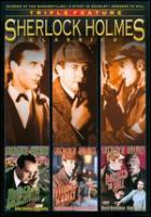 Cover image for Sherlock Holmes classics
