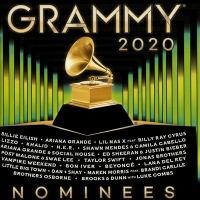 Cover image for 2020 Grammy nominees.